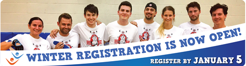 Winter Registration Banner