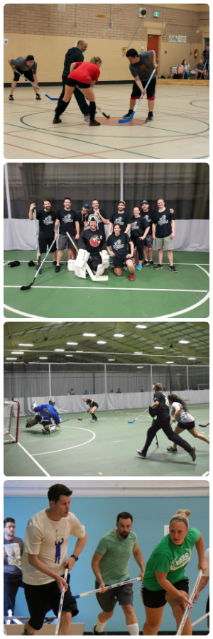 Floor Hockey *EXPANDED* - Register | Victoria Sport & Social