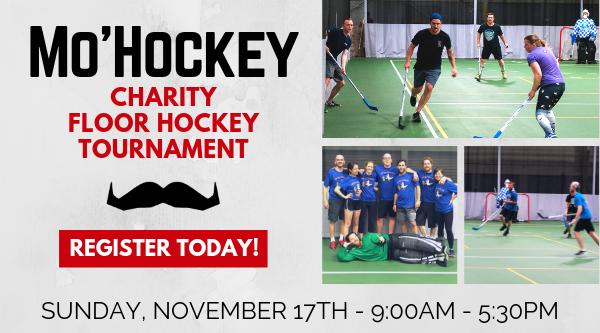 2019 Mo Hockey Charity Floor Hockey Tournament Victoria Sport